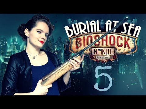 BURIAL AT SEA - Part 5 | Ma douce France [BIOSHOCK INFINITE DLC]