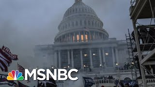 Must-See New Video Shows Capitol Riot Was Way Worse Than We Thought | All In | MSNBC