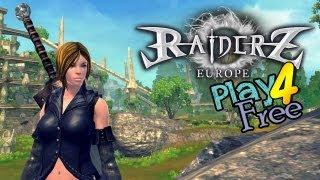 Play 4 Free - RaiderZ (MMORPG PC)