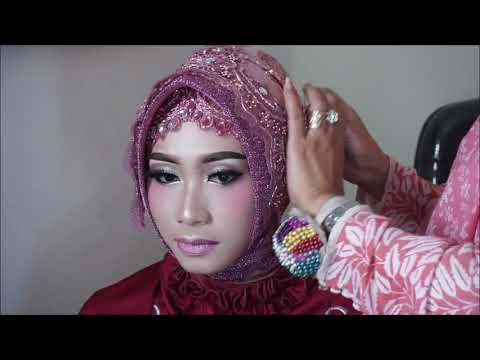 Makeup Pengantin Hijab Modern By Ratna Hdayati Success WO