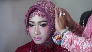 Makeup Pengantin Hijab Modern by Ratna Hdayati Success WO