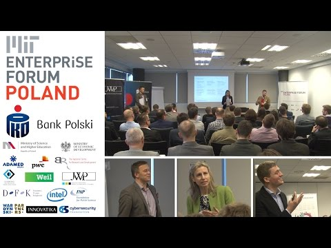 MIT Enterprise Forum Poland Promo