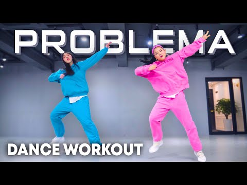 [Dance Workout] Daddy Yankee – Problema | MYLEE Cardio Dance Workout, Dance Fitness