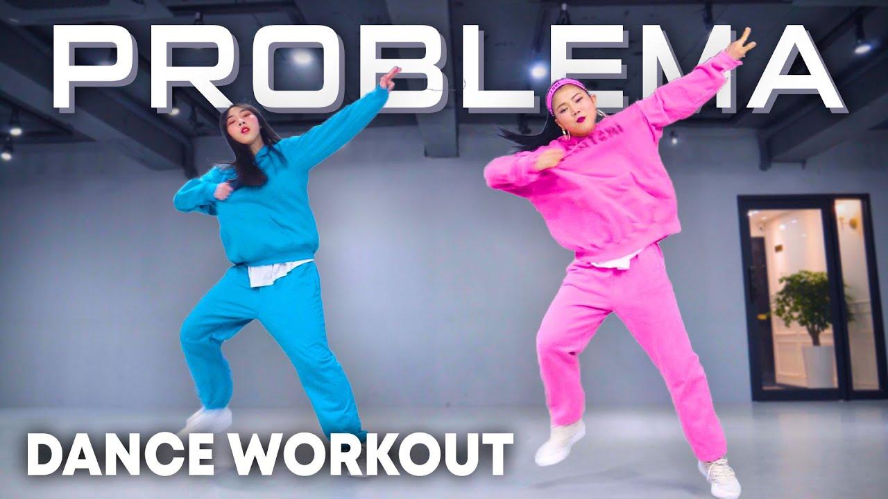 [Dance Workout] Daddy Yankee - Problema   MYLEE Cardio Dance Workout, Dance Fitness
