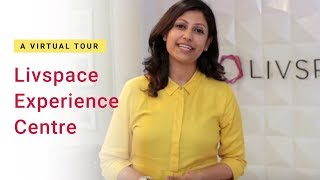 Livspace Experience Centre Walkthrough | Connect With The Best Interior Designers In India!