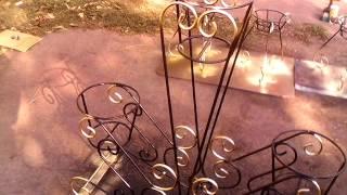 Подставка под цветы(Этот ролик обработан в Видеоредакторе YouTube (https://www.youtube.com/editor), 2016-02-04T05:35:06.000Z)