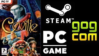 Ceville Gameplay Walkthrough Point & Click Adventure NO COMMENTARY