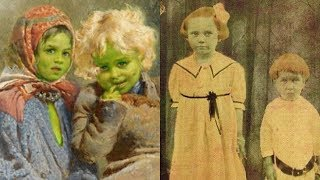 Travelers From ANOTHER World? The Green Children of Woolpit