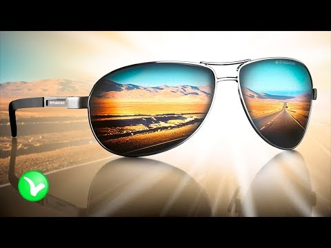 Солнцезащитные очки - польза и вред! Как подобрать очки, чтобы не навредить зрению.