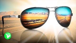 видео Как выбрать солнцезащитные очки без вреда для глаз