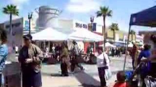 Long beach farmers market Johnny Cash