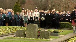 Thirty years of sorrowful ceremonies for Lockerbie