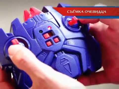 Видео-обзор: Коллекционная фигурка Железный Человек 3 Машина Войны .