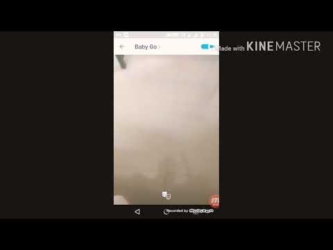 change camera while video calling on kik messenger