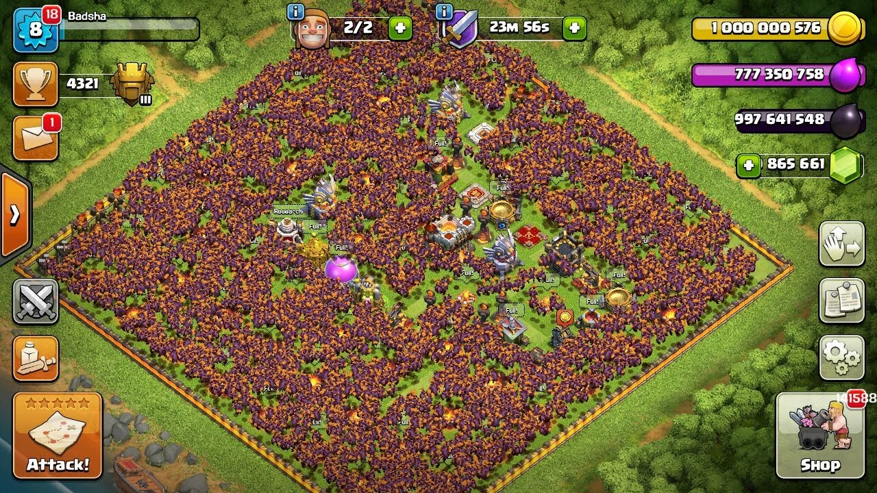 Null Clash Of Clans Mod