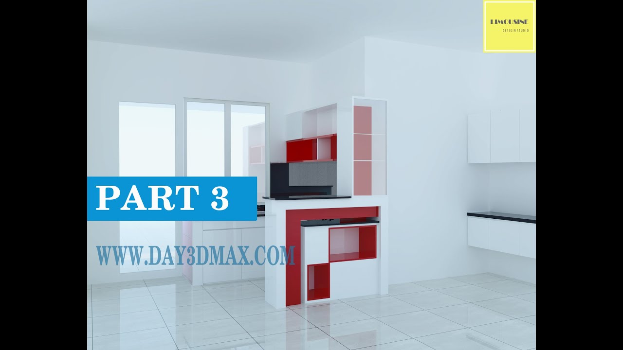 Học 3d sketchup 33 p3 vẽ 1 tủ bếp learning study 3d draw a kitchen cabinet