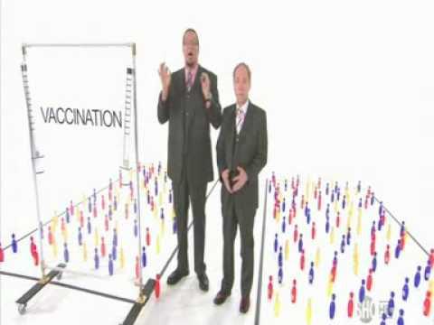 Download Penn & Teller's: Bullshit! - Vaccinations Intro