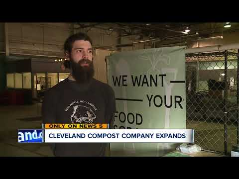 This Cleveland business wants your food scraps