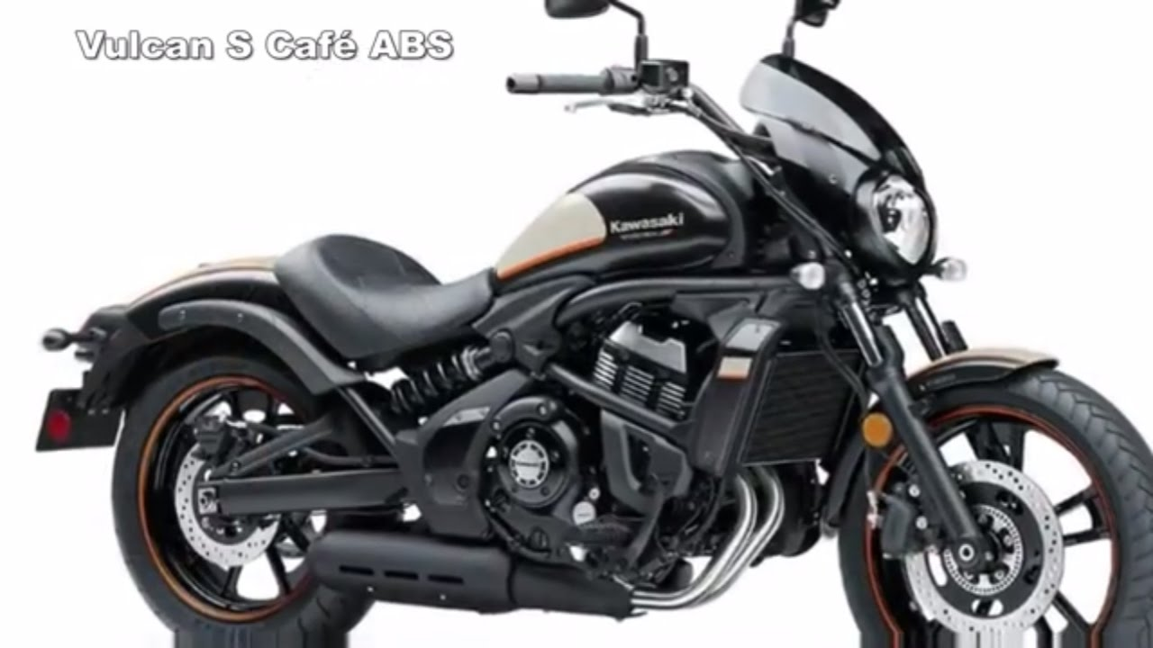 new kawasaki vulcan s abs 2017 vulcan s abs cafe - youtube