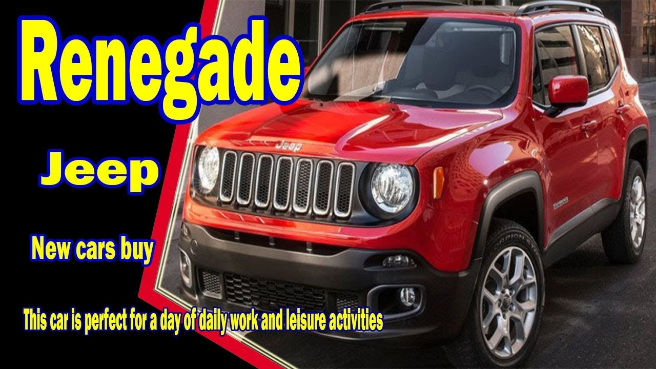 Nuova Jeep Renegade 2019 >> 2019 jeep renegade | 2019 jeep renegade trailhawk | 2019 jeep renegade sport | new cars buy ...