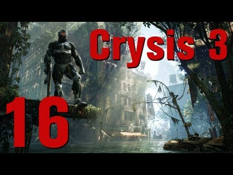 Crysis 3 Walkthrough Part 16 - Gods and Monsters