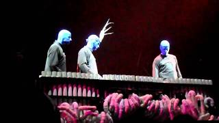 Blue Man Group Pipe Medley (with Crazy Train \u0026 Lady Gaga)