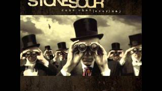 Stone Sour - Through The Glass HQ With Lyrics + Download Link