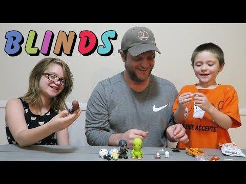 OPENING SURPRISE BLINDS (MINION VLOG) Shopkins, Cartoon Network, Funko | Day 1446 | ActOutGames