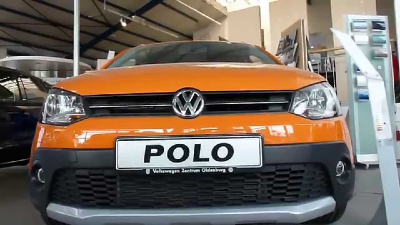 vw cross polo 1 6 tdi 105 hp 2012 see also playlist youtube. Black Bedroom Furniture Sets. Home Design Ideas