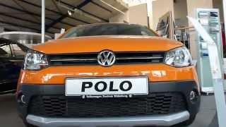 VW Cross Polo 1,6 TDI 105 Hp 2012 * see also Playlist