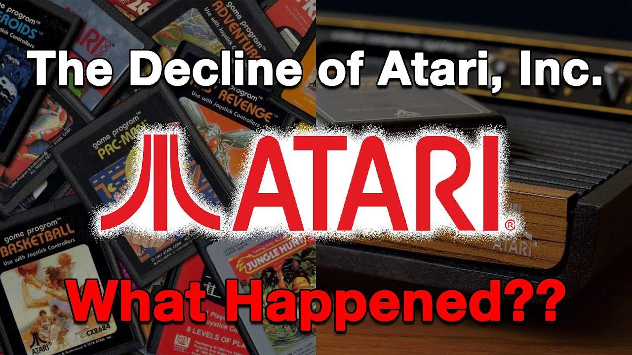 Download The Decline of Atari...What Happened?