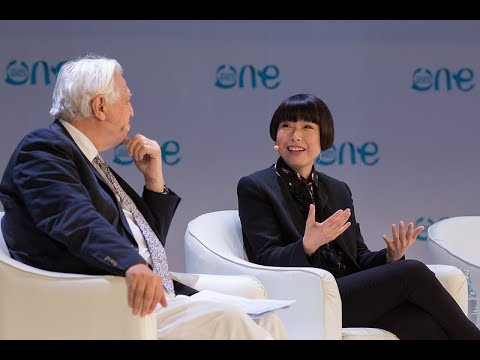 How Vogue China became so successful | Angelica Cheung | One Young World