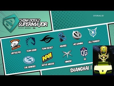 China Supermajor