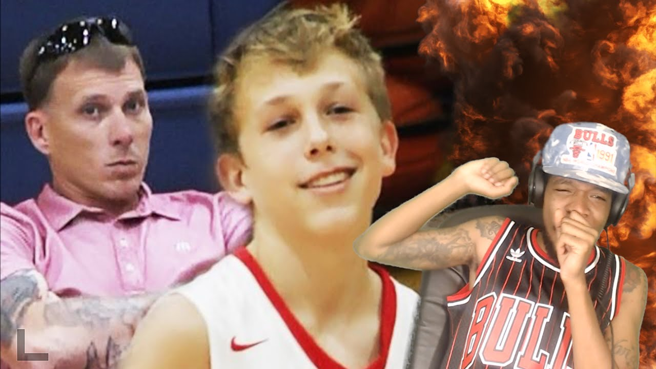 WHITE IVERSON JASON WILLIAMS SON REACTION