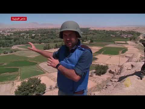 هدوء حذر في مدينة غزني الأفغانية بعد هجوم طالبان  - نشر قبل 1 ساعة