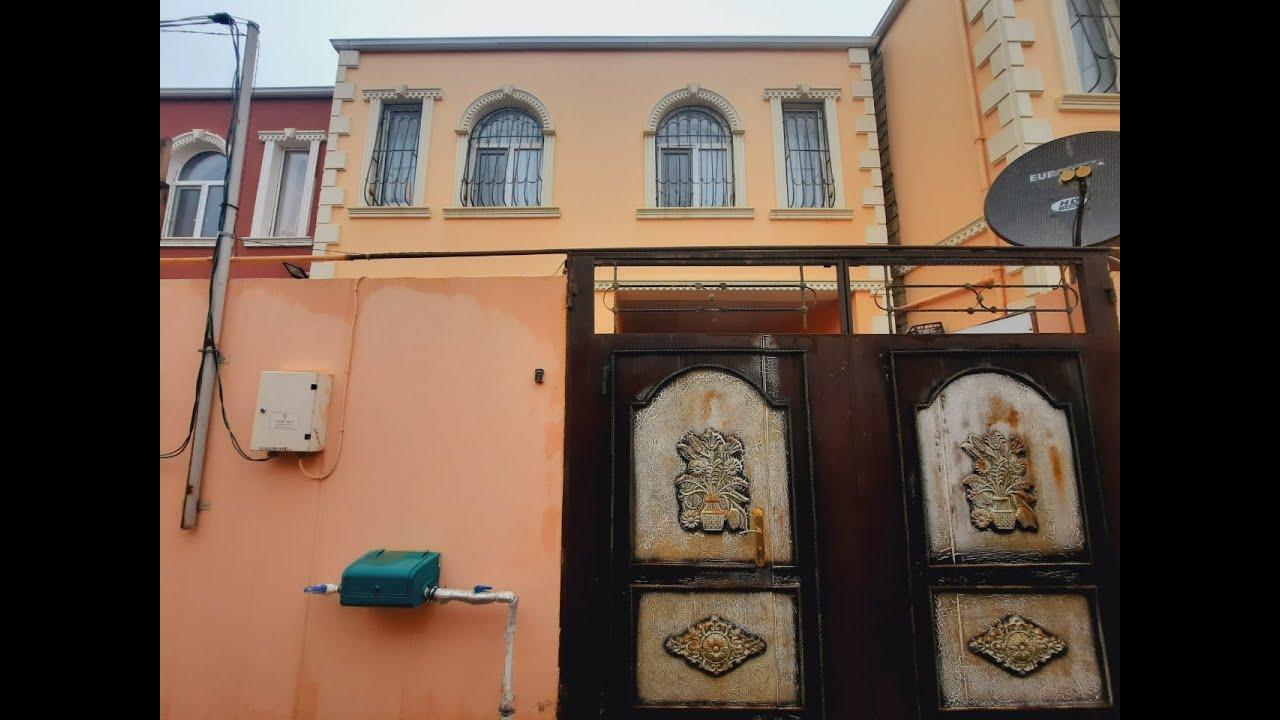 Məktəbə yaxın kupçalı,2mərtəbə 4 otaqlı ev 63000 manata (077) 370-44-34 Altay