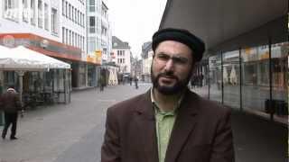 2012-06-03 Islam-Konvertit Kasim Dalkilic in Deutschland berichtet von seinen Erfahrungen