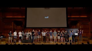 Week 0(An introduction to CS50! A video to get to know the staff, David walks us through what we can expect this coming year, some fun with the binary bulbs, and a ..., 2014-09-15T16:25:58.000Z)