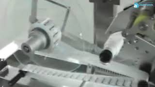 Automatic Top and Bottom Labeler ALB-220 for CD Box