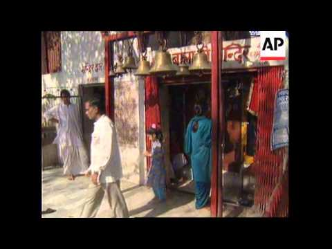 INDIA: VOTING BEGINS IN GENERAL ELECTION