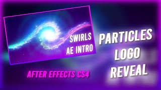 After Effects Swirls Logo Reveal | AE CS4 & Above | SV FX