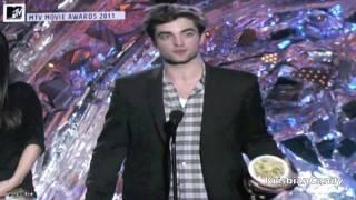 MTV movie awards 2011 - Best male performance (original video clip)