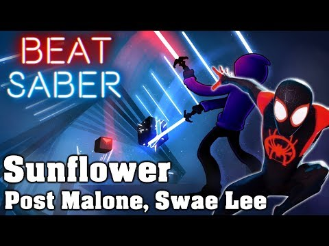 beat-saber---sunflower---post-malone,-swae-lee-(custom-song)-|-fc