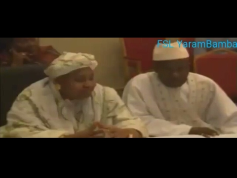 Gambia's Former Government Meeting With The New Cabinet