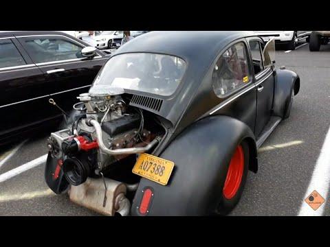 4.3 Vortec V6 swap VW Street Bug!