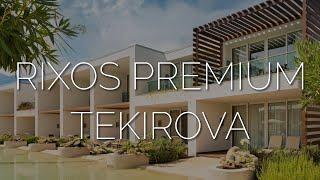Rixos Premium Tekirova лучший пляж обзор отеля после карантина какой Rixos выбрать в 2020