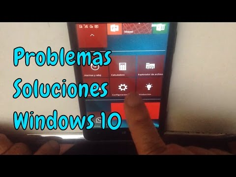 Nokia Lumia 625 | Problemas Windows 10 | Windows Fácil