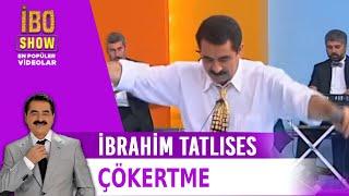 Çökertme - İbrahim Tatlıses - Canlı Performans 2017 Video