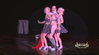 Two Ladies – Burlesque with Swing Time!