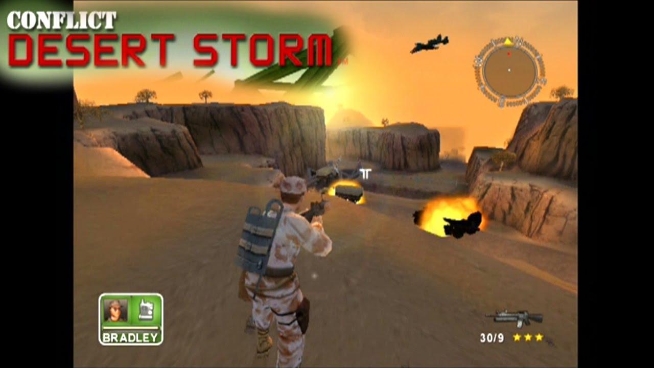 Conflict Desert Storm Ps2 Iso